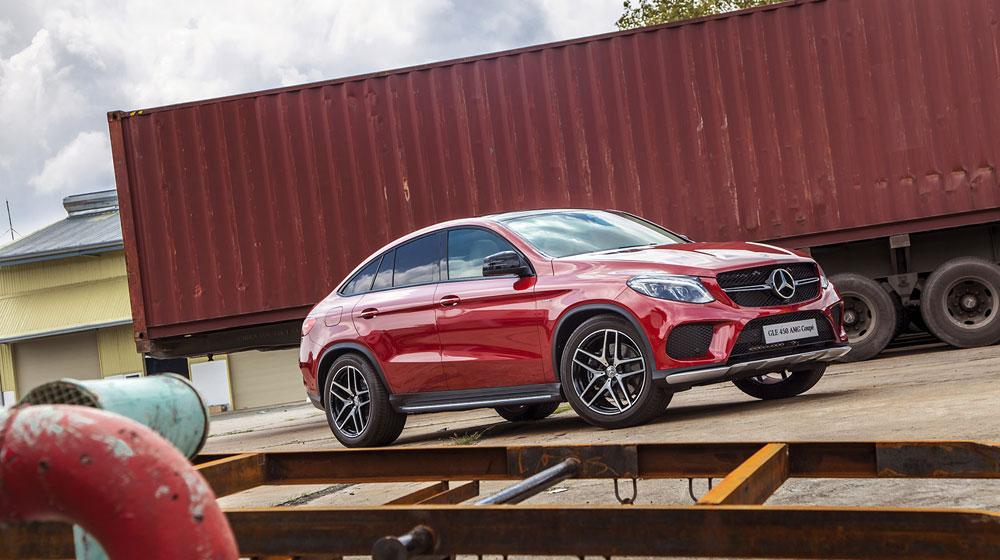 Giá bán Mercedes-Benz GLE và GLE Coupe