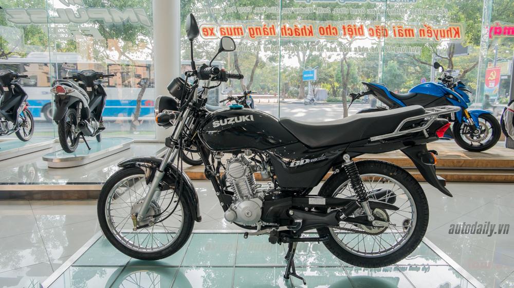 Review SUZUKI GD110 - Bản độ nhẹ từ Suzuki World | Tinhte vn