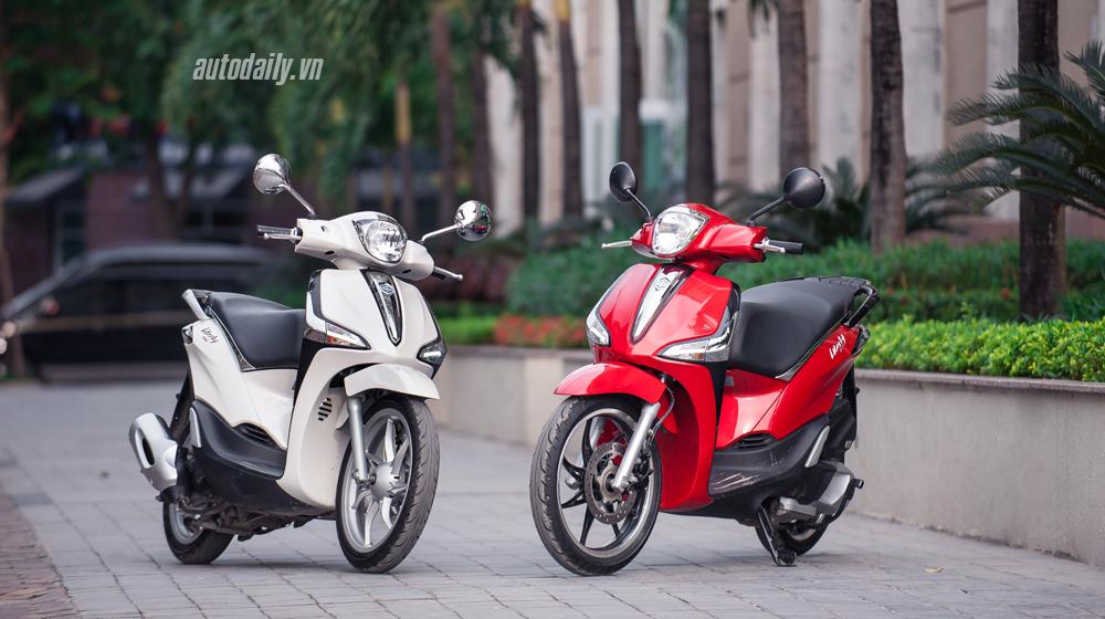 Đánh giá Piaggio Liberty ABS: Xứng danh thương hiệu Ý - 1