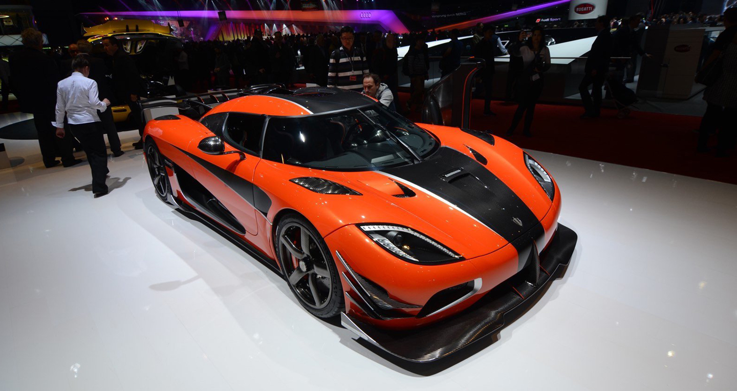 Koenigsegg Agera Final Edition công suất