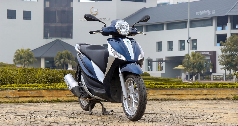 Đánh giá Piaggio Medley 125 ABS: Đối thủ xứng tầm của Honda SH 125i