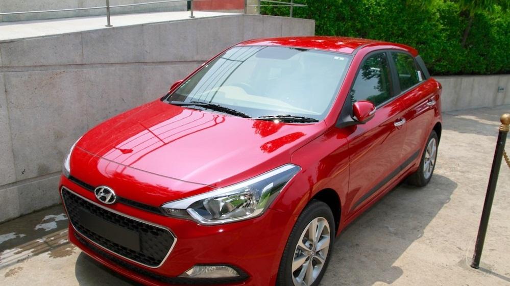 """Vừa ra mắt, Hyundai i20 đã có cả """"núi"""" đơn đặt hàng"""