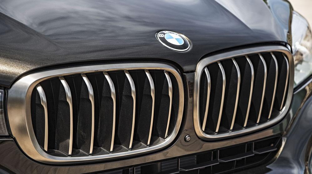 Cái nhìn đầu tiên về BMW X6 2015 - 4