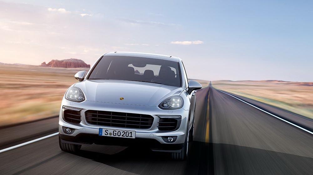 Porsche Cayenne S 2014 giá 4,3 tỷ đồng sắp về Việt Nam - 1