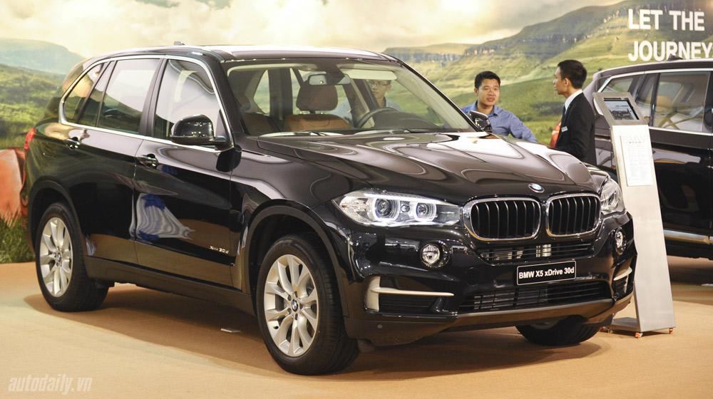 Khám phá BMW X5 diesel, giá 3,62 tỷ đồng - 1