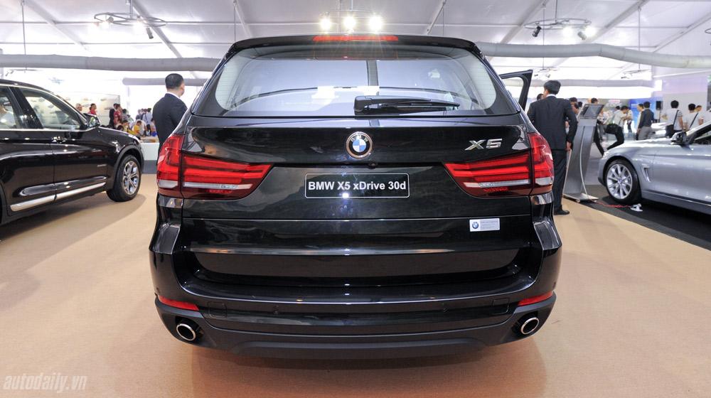 Khám phá BMW X5 diesel, giá 3,62 tỷ đồng - 3
