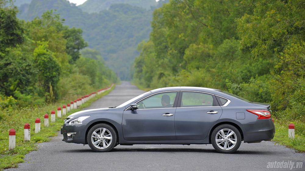 """Nissan Teana 2.5SL – """"Phiêu du trên hòn đảo Ngọc"""" - 4"""