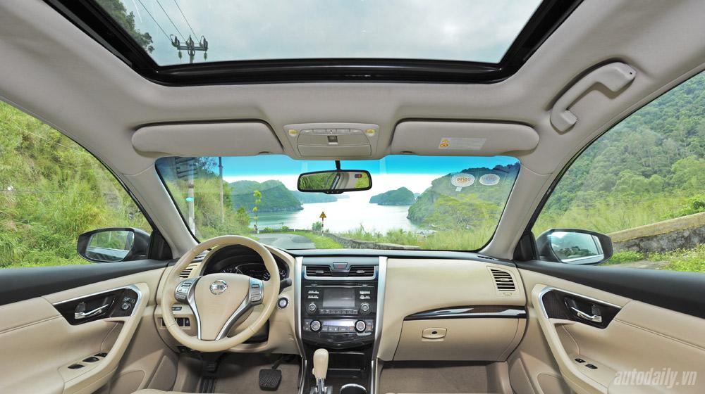 """Nissan Teana 2.5SL – """"Phiêu du trên hòn đảo Ngọc"""" - 3"""