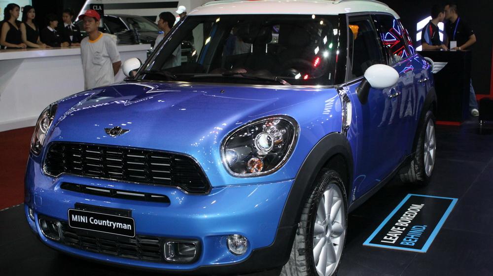 Ấn tượng MINI tại Vietnam Motor Show 2014 - 3
