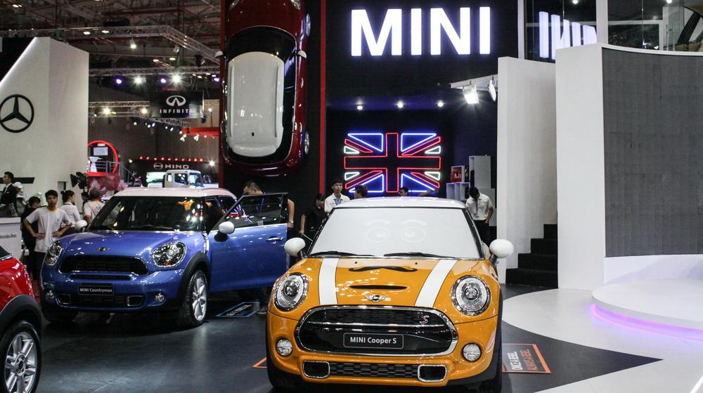 Ấn tượng MINI tại Vietnam Motor Show 2014 - 1