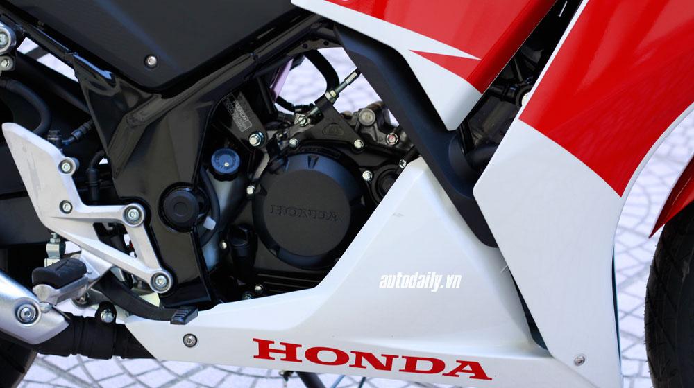 Những chi tiết nổi bật trên Honda CBR150R 2015 tại Hà Nội - 4