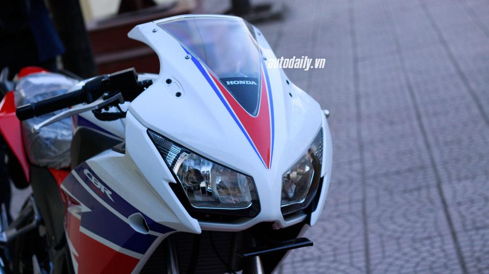 Những chi tiết nổi bật trên Honda CBR150R 2015 tại Hà Nội - 2
