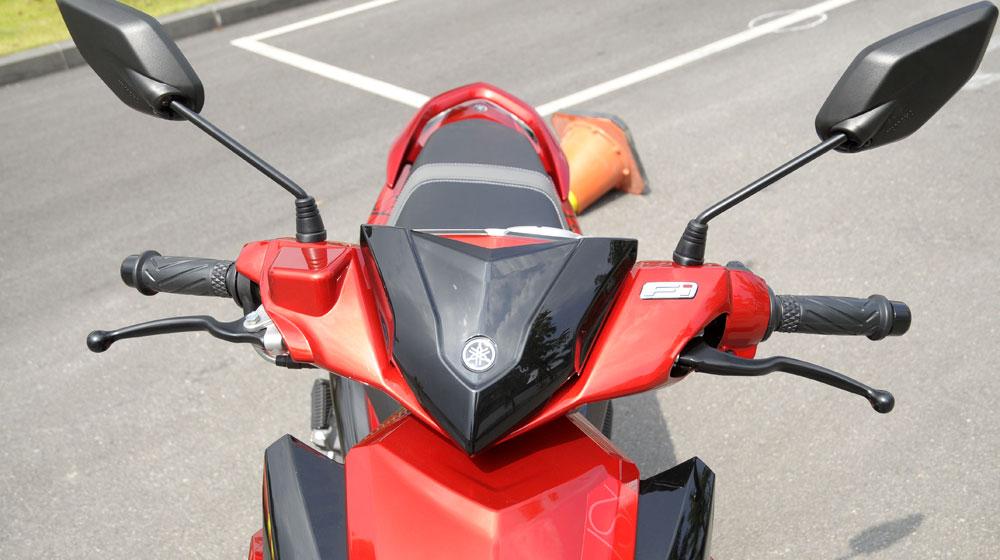 """Ra phiên bản mới, Honda Air Blade tiếp tục """"đè"""" Yamaha Nouvo - 4"""
