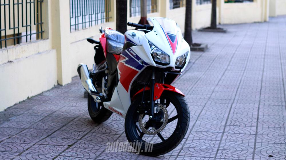 """5 mẫu mô-tô thể thao cực """"hot"""", giá dưới 120 triệu đồng tại Việt Nam - 1"""