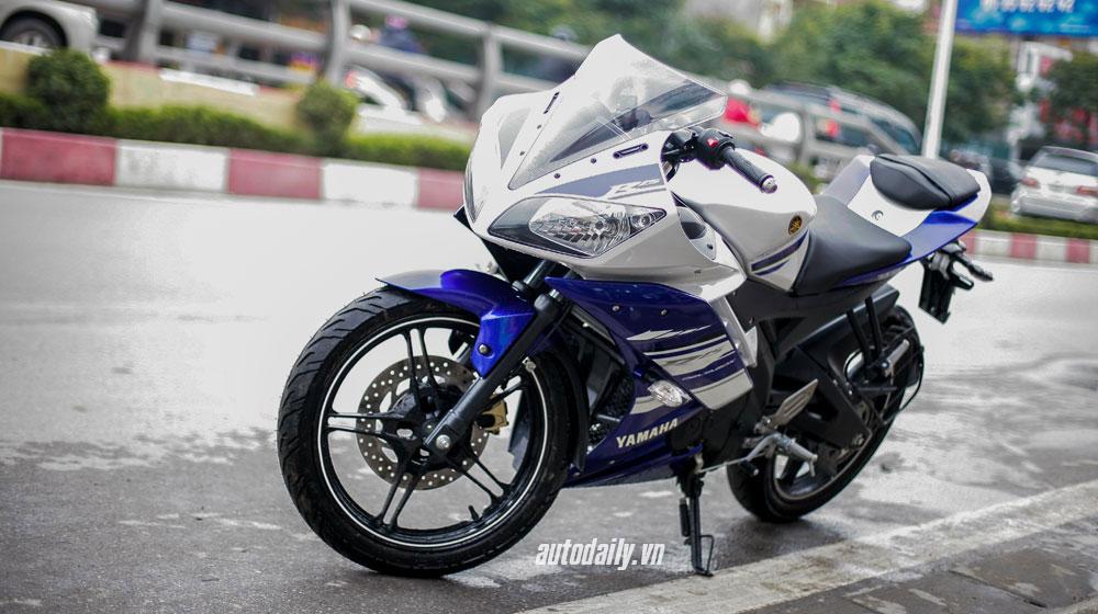 """5 mẫu mô-tô thể thao cực """"hot"""", giá dưới 120 triệu đồng tại Việt Nam - 2"""