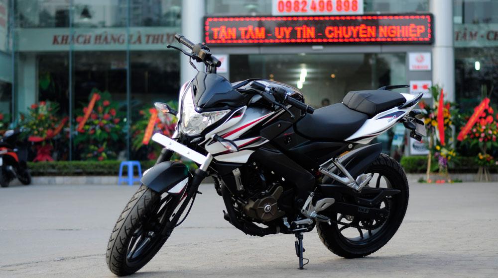 90 triệu đồng, nên chọn Yamaha FZ-S hay Bajaj Pulsar 200ns? - 2