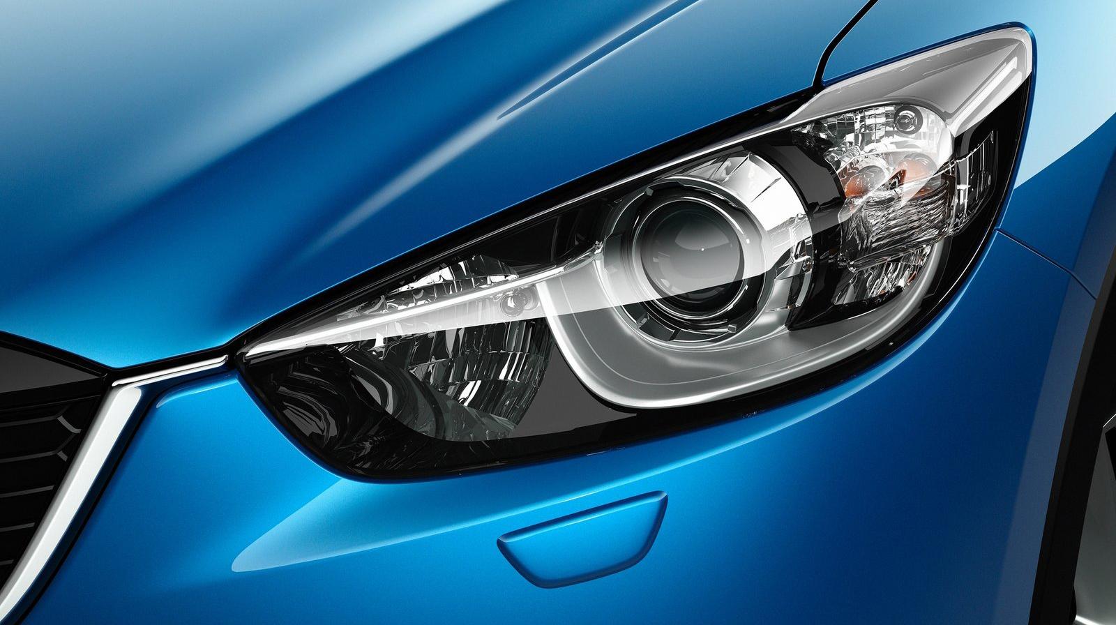 So sánh Honda CR-V và Mazda CX-5