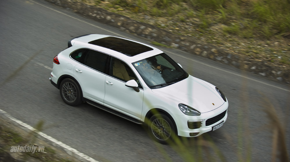 """Hành trình """"tìm gió"""" cùng Porsche Cayenne 2015 - 3"""