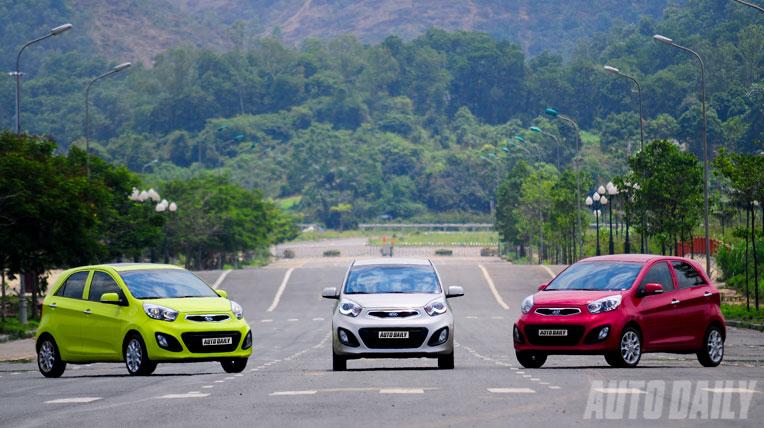 KIA_Morning (9).jpg Hyundai Grand i10 Hyundai Grand i10 sánh bước bên Kia Morning KIA Morning 20 9