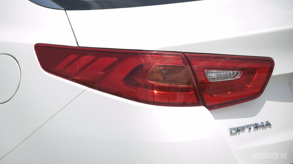 Kia Optima 2015 – Cái nhìn mới về xe Hàn - 3
