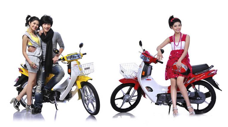Top 5 mẫu xe máy cho học sinh 50cc giá rẻ, thiết kế đẹp, hiện đại 5