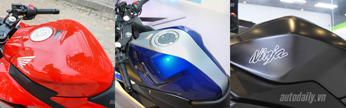 Nên chọn mua Honda CBR300R, Yamaha R3 hay Kawasaki Ninja 300 với giá 200 triệu? 7