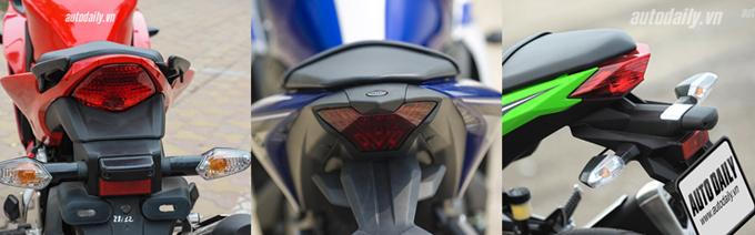 Nên chọn mua Honda CBR300R, Yamaha R3 hay Kawasaki Ninja 300 với giá 200 triệu? 5