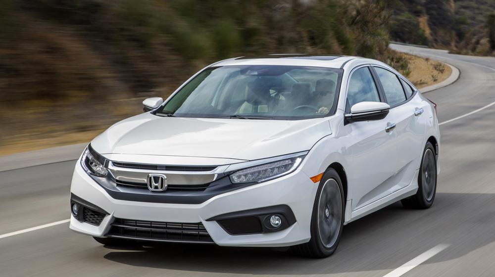 Honda Civic 2016 Honda Civic 2016 nhận giải xe của năm tại thị trường Bắc Mỹ xe 20cua 20nam 20 1
