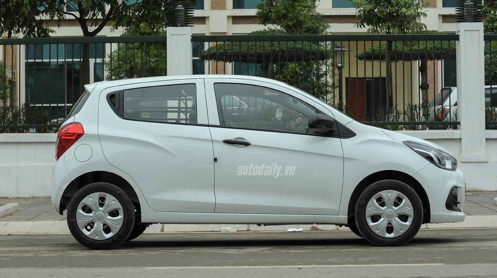 Chevrolet Spark 2016 (2).jpg Chevrolet Spark van 2016 Đánh giá xe Chevrolet Spark Van 2016 tại Việt Nam Chevrolet 20Spark 202016 20 2