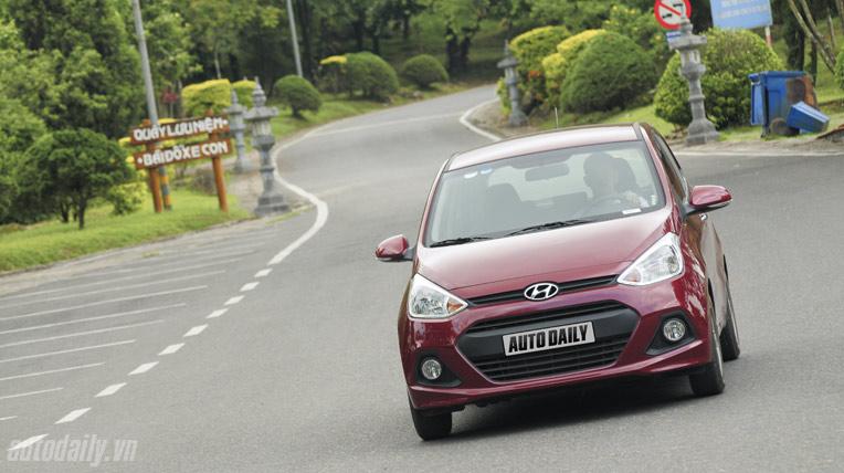 Hyundai i10 Hyundai i10 Ôtô bán chạy nhất Việt Nam năm thứ 2 liên tiếp Hyundai grand i10 20 7  1
