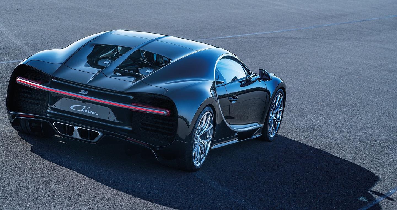 Bugatti Chiron Bugatti Chiron Ông hoàng tốc độ mới Bugatti 20Chiron 20 13