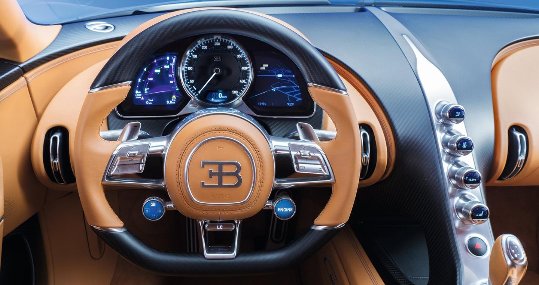 Bugatti Chiron Bugatti Chiron Ông hoàng tốc độ mới Bugatti 20Chiron 20 14