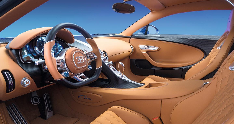 Bugatti Chiron Bugatti Chiron Ông hoàng tốc độ mới Bugatti 20Chiron 20 16