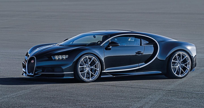 Bugatti Chiron Bugatti Chiron Ông hoàng tốc độ mới Bugatti 20Chiron 20 3