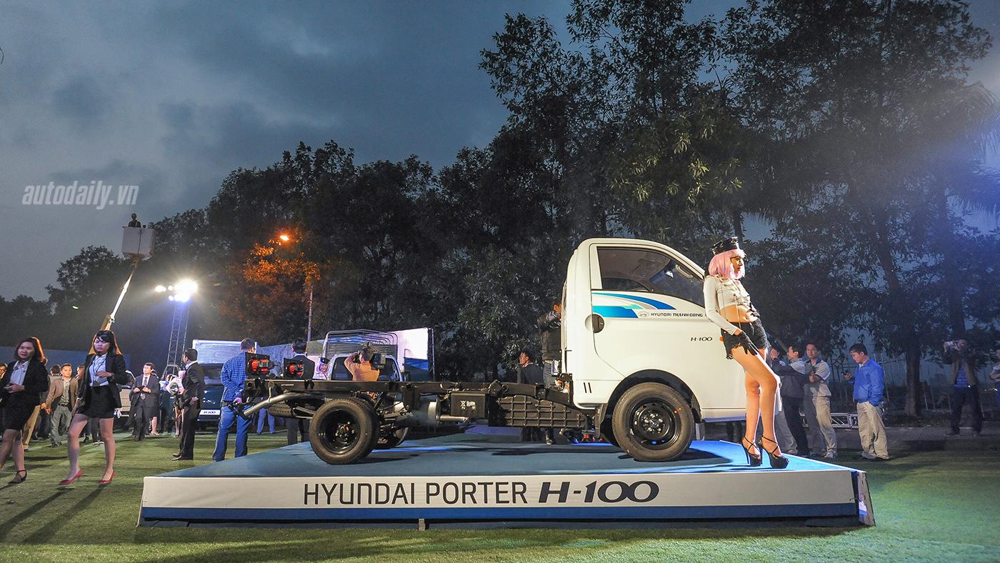 xe tải nhỏ hyundai Porter Xe tải nhỏ Hyundai Porter H100 có gì hấp dẫn tài xế Việt? H100 20 4