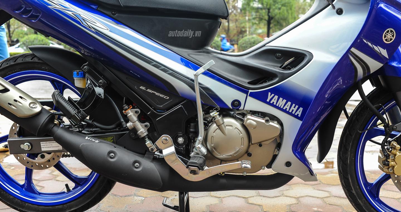 Yamaha 125ZR 2016 thêm màu mới 7