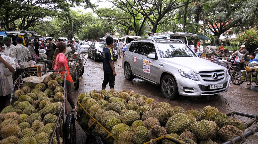 MBFC Caravan, ngày 2 – Khi người và xe cùng thăng hoa trên đất Thái - 4