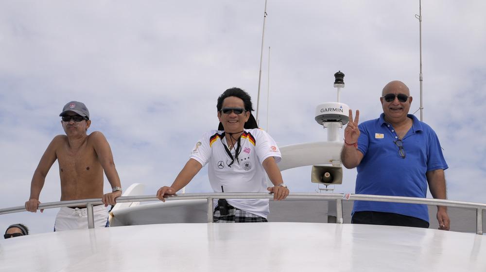 MBFC Caravan, ngày 4: Hòa mình cùng cát, gió, nắng, sóng biển Phi Phi Island - 4