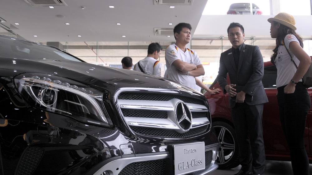 MBFC Caravan, ngày 7: Đến thăm Đại lý Mercedes-Benz Star Flag tại Bangkok - 2